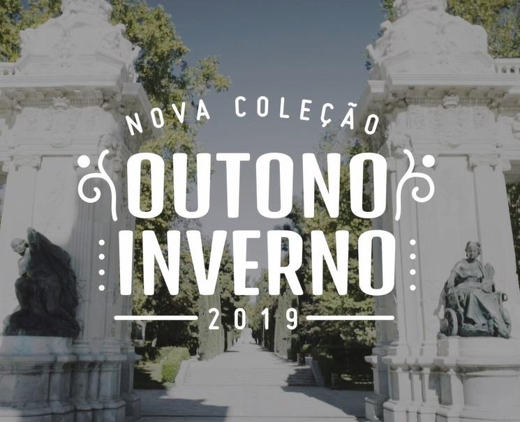 VÍDEO DA NOVA COLEÇÃO OUTONO INVERNO 2019 DA PISAMONAS!