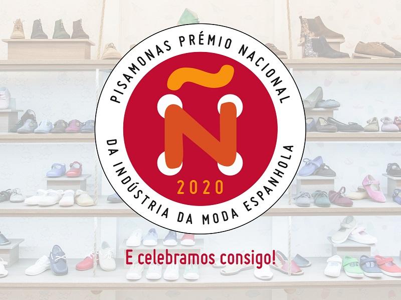 PISAMONAS PRÉMIO NACIONAL DA INDÚSTRIA DA MODA ESPANHOLA 2020!