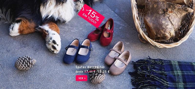 Saldos de Janeiro 2021 na Pisamonas! As melhores ofertas em calçado infantil!