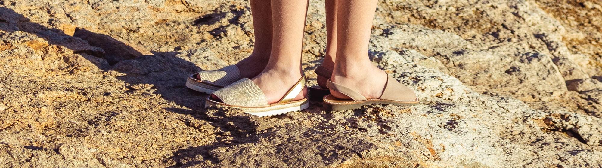 Sandálias - Menorquinas