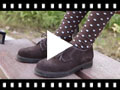 Video from Sapatos Blucher lisos