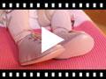Video from Botinhas Bebé Estilo Inglês Pele