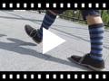 Video from Sapatos Blucher com Picotado