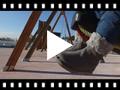 Video from Botas Pelo Meio Cano com Fecho-éclair