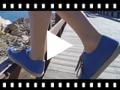Video from Alpargatas com Atacadores tipo Ténis