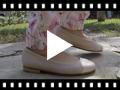 Video from Sabrinas Mulher Menina Verniz e Napa
