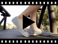 Video from Sabrinas Menina & Mulher Linho com Laço