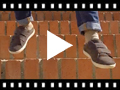 Video from Ténis de Desporto Camurça e Velcro Crianças