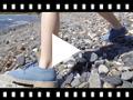 Video from Sapatos Blucher Menino & Homem Tecido Canvas