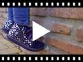 Video from Botas Primeiros Passos com Estrelas