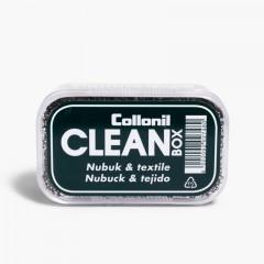 Esponja para Limpar Sapatos de Camurça Nobuck e Tecidos Neutra