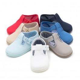 Sapato Pepito Lona