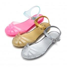 Sandálias de Borracha Menina Mara Mini