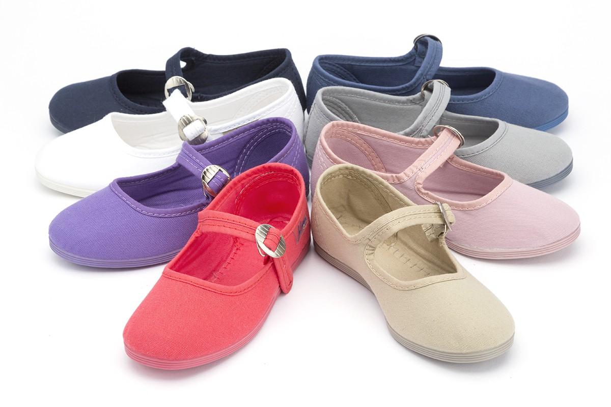 Sapatos Merceditas Menina La Cadena