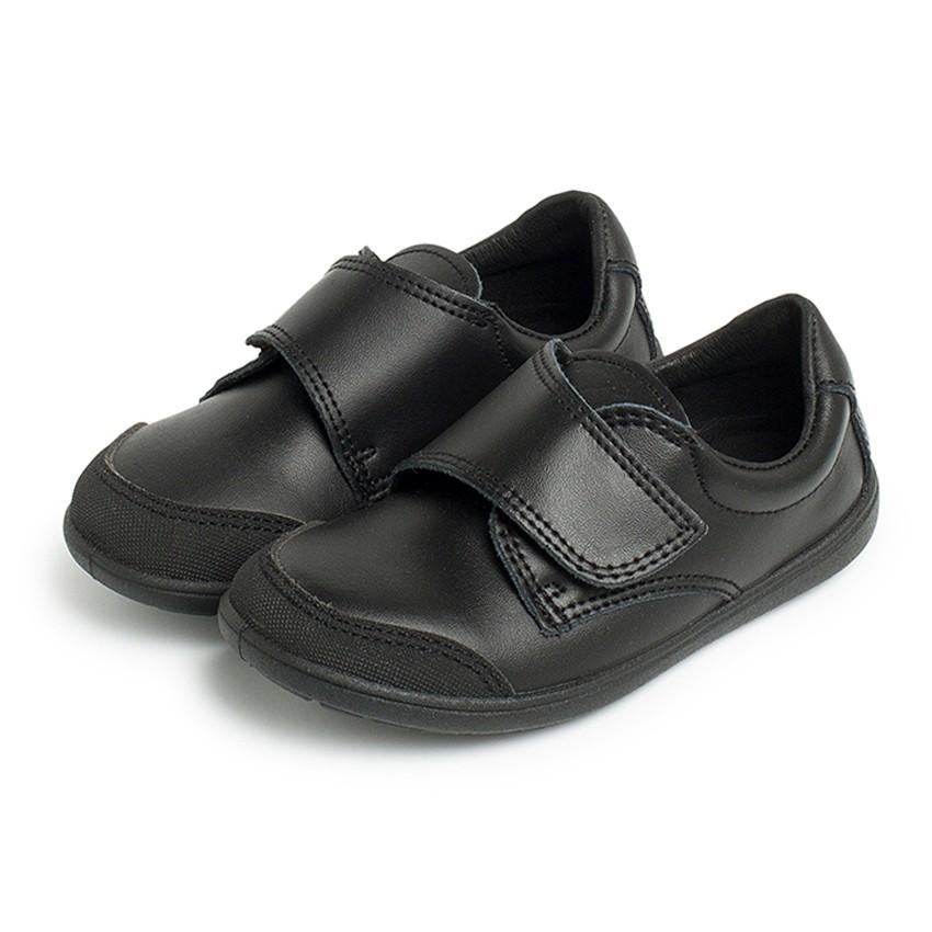 Sapatos Colegiais Laváveis Menino com Biqueira Reforçada