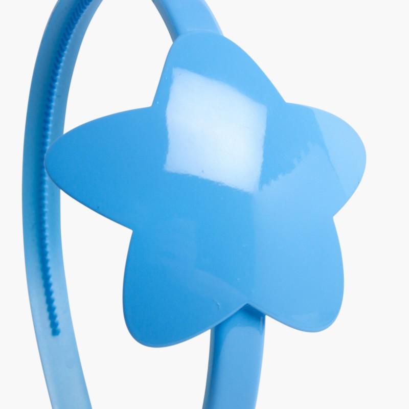 Bandolete com Estrela Menina Azul C�u
