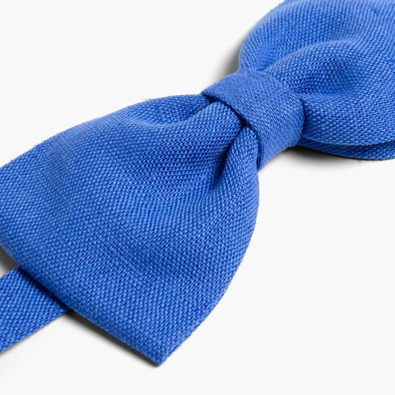 Laços Menino Linho Azul�o