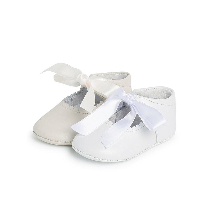Sapato Mercedita Batizado Bebé