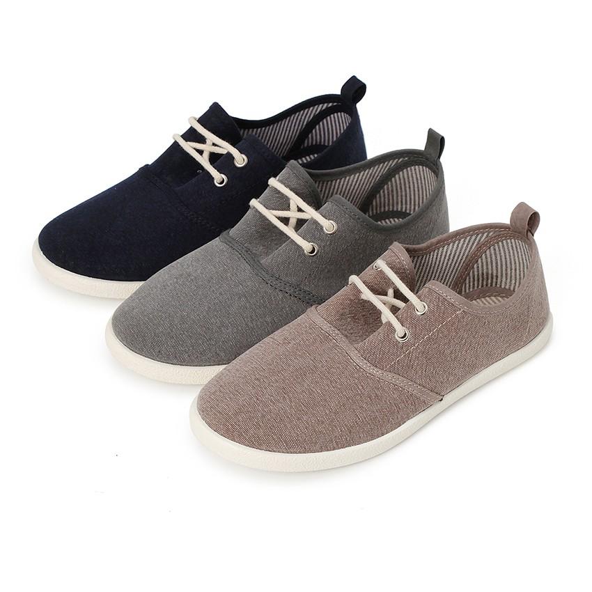 Sapatos Blucher Atacadores Sola de Borracha