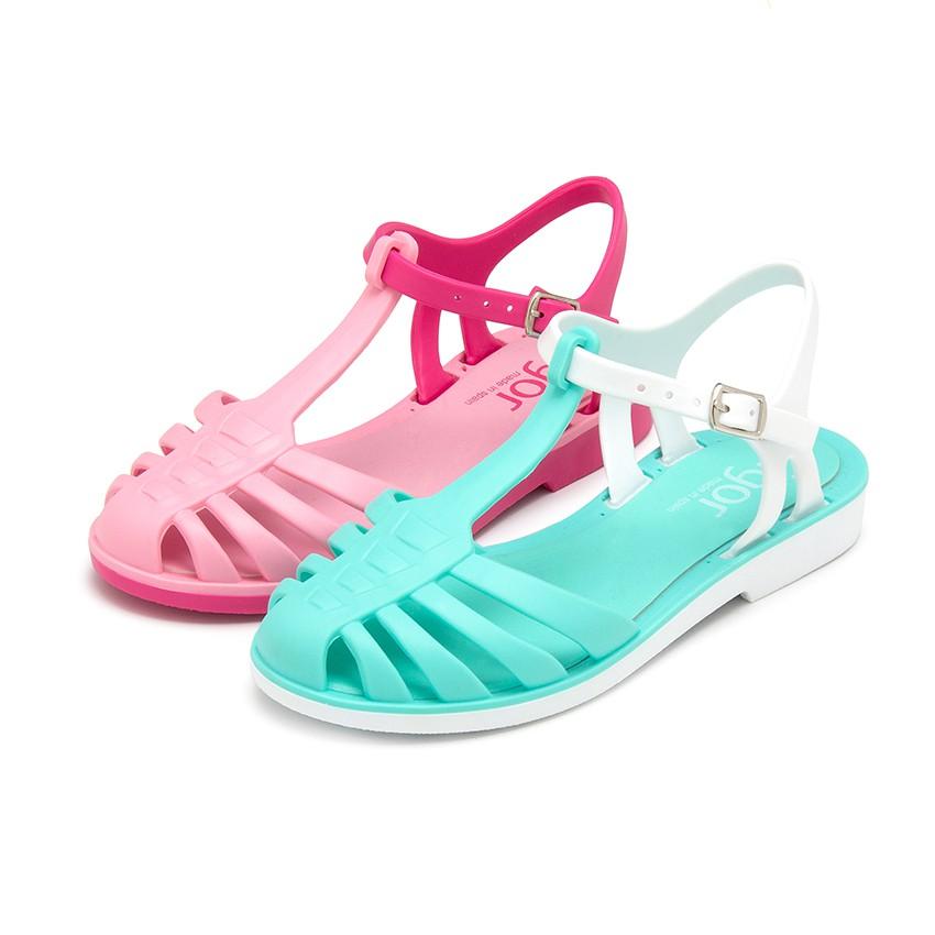 Sandálias de Borracha Menina Laida Mini