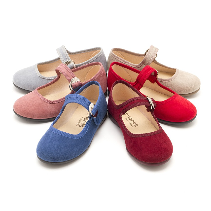 Sapatos Mercedita Bamara Fivela Japonesa