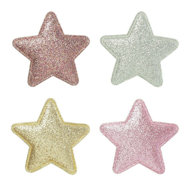 Travessão para o Cabelo com Estrela Glitter
