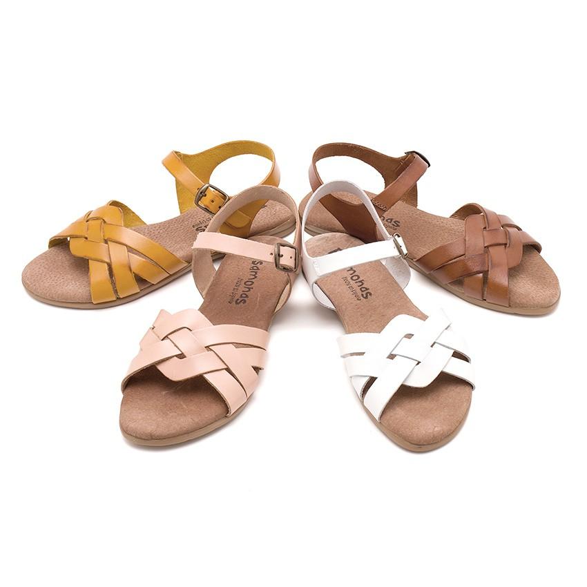 Sandálias Palmilha de Gel