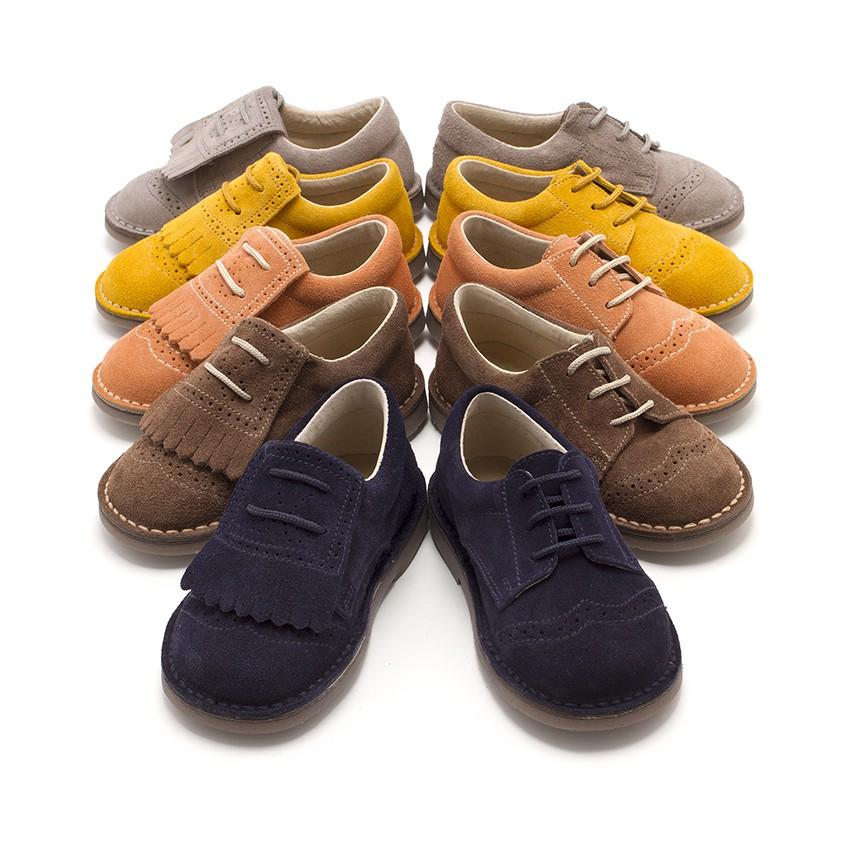 Sapatos de Carneira com Franjas