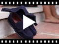 Video from Mocassins Camurça com Velcro