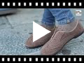 Video from Sapatos Blucher Menina e Mulher