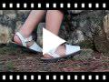 Video from Sandálias Criança Menorquinas Napa Velcro