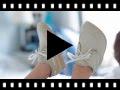 Video from Sapatos de Vela Tecido com Atacadores