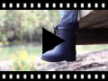 Video from Galochas para Crianças Pequenas Igor cano ajustável