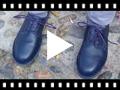 Video from Sapatos Oxford Menino Pele