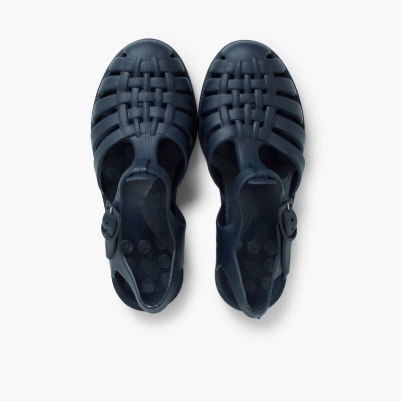 Sandálias de Borracha Clássicas