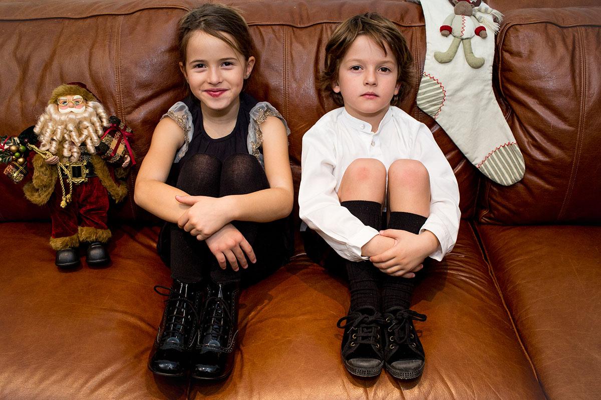Looks de festa com calçado Infantil Pisamonas