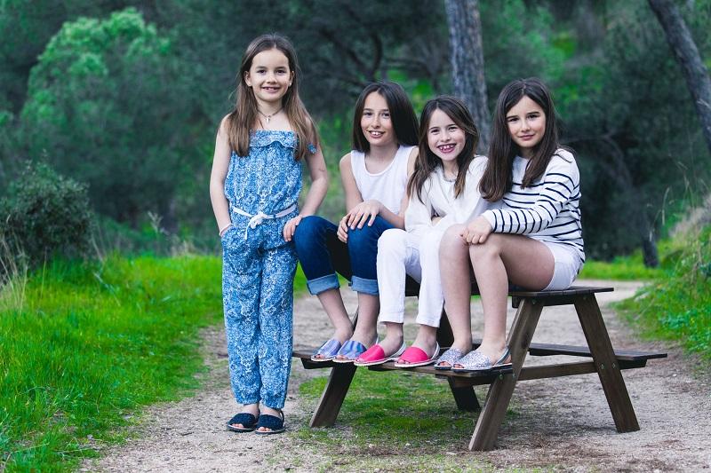 Menorquinas Crianças e Adultos