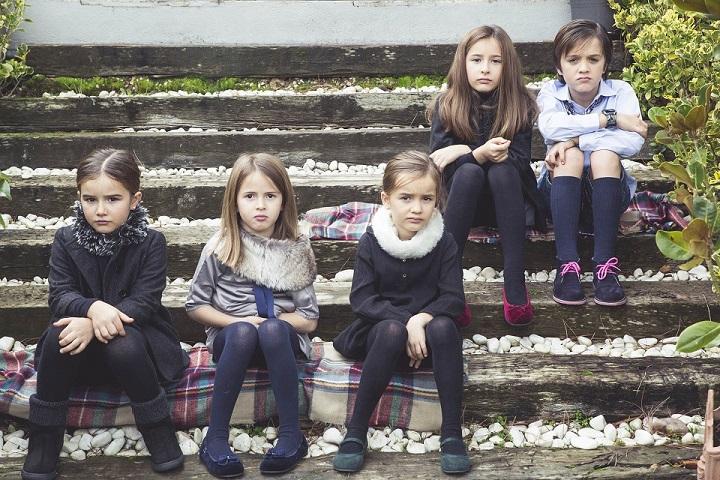 Looks Crianças Colecção Inverno 2014 Pisamonas