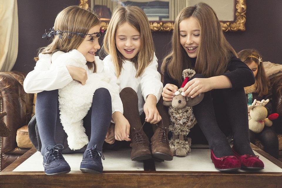 Collants para Meninas Pisamonas