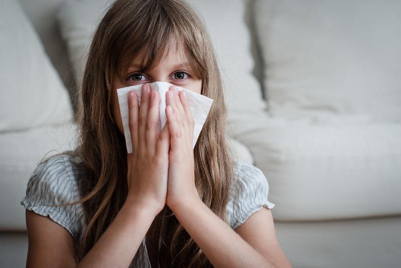Conselhos para Prevenir Constipações nas Crianças