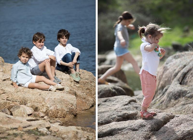 Coleção Primavera Verão de Sapatos para Meninos