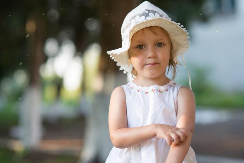 Dermatite atopica crianças
