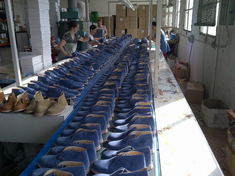 Sapatos made in Spain