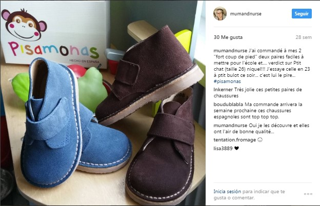 Instagram Pisamonas Encomenda Recebida Clientes