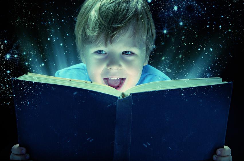 Magia para crianças