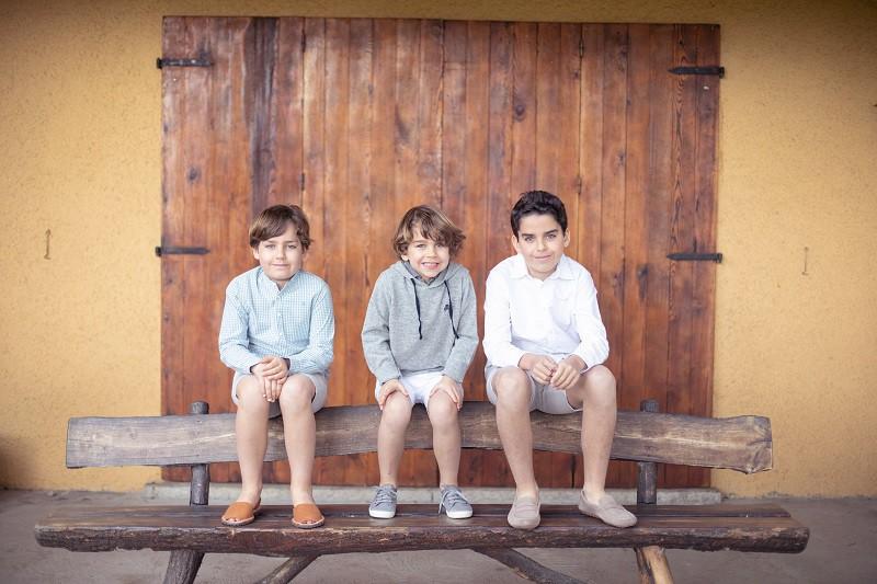 Sapatos meninos Verao