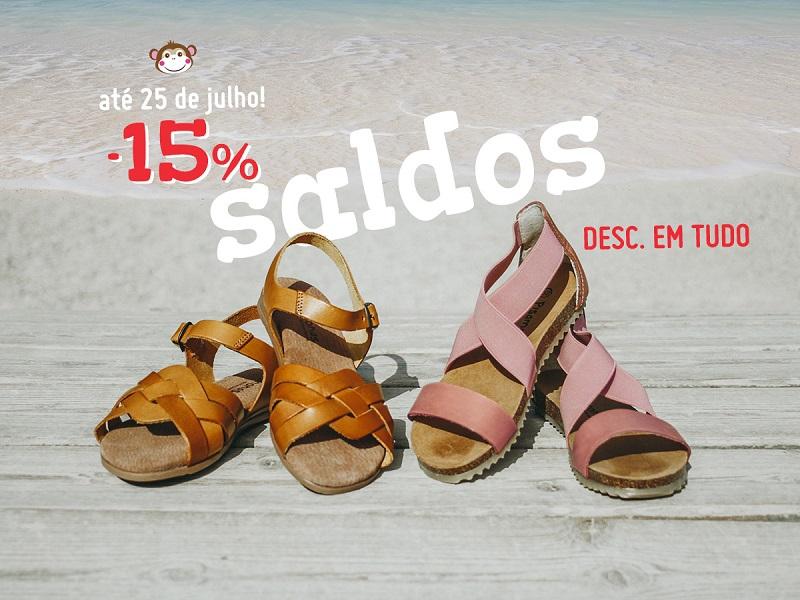 Sandálias Saldos Pisamonas