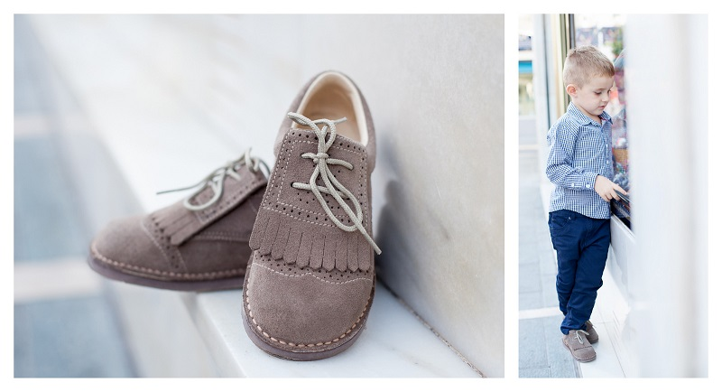 Sapatos Camurça para Meninos